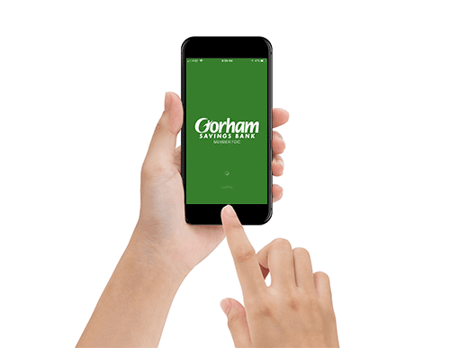 Gorham Savings Bank Mobile App