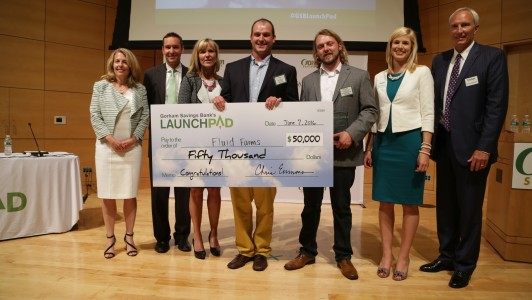 Fluid Farms Wins $50,000 LaunchPad Grant!