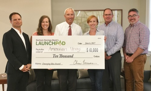 GSB Presents Emerging Idea Winner with $10,000 Grant