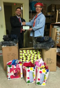 Gorham Savings Bank Donations