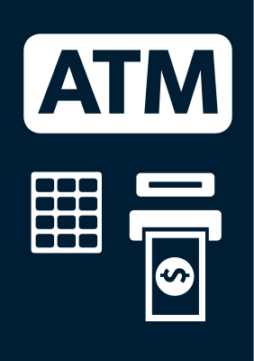 ATM Fees Reimbursed Icon