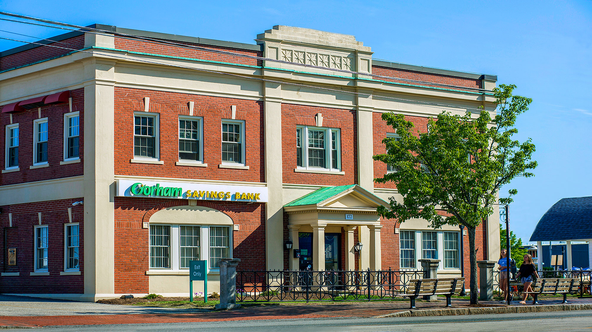 Gorham Savings Bank Long Wharf Branch