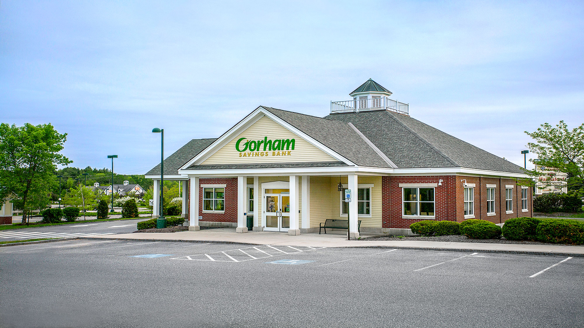Gorham Savings Bank West Falmouth Branch