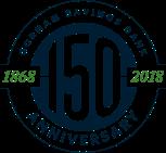 GSB 150th Anniversary Logo