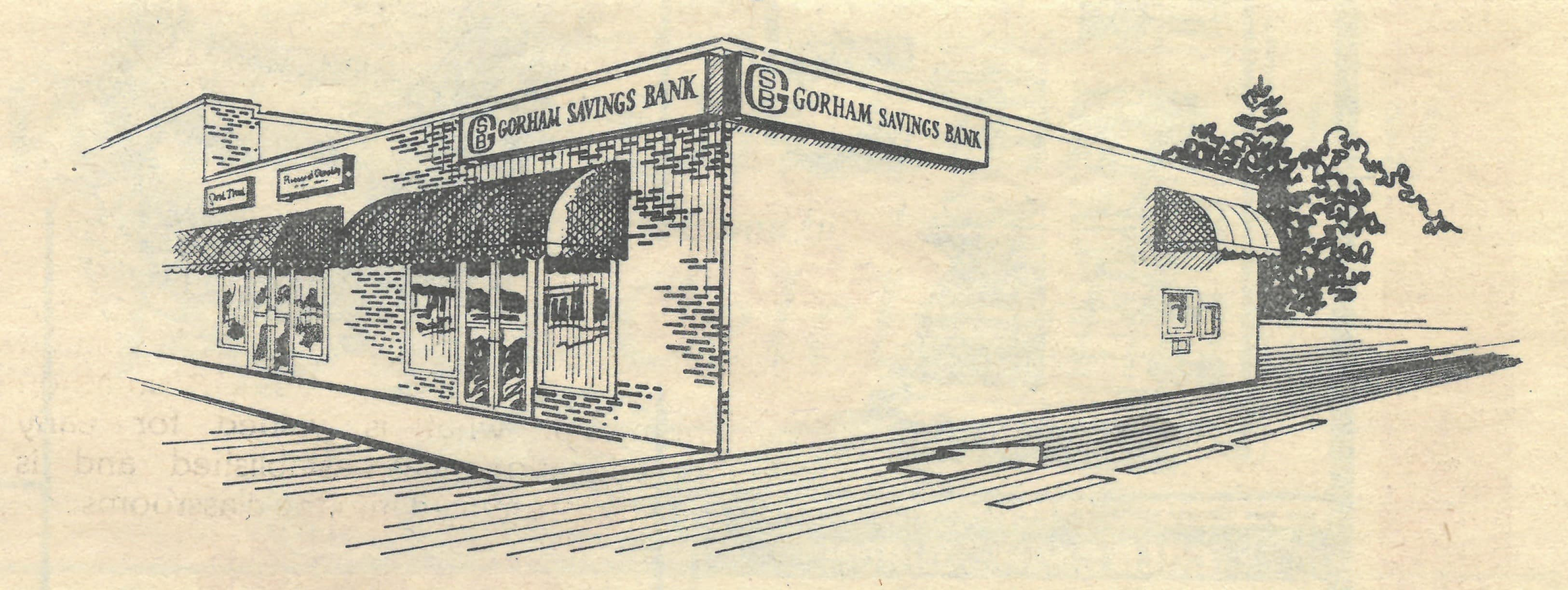 Sketch of Windham branch in 1992