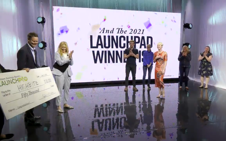 HighByte Named 2021 LaunchPad Winner