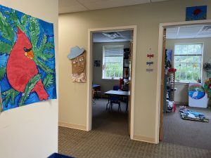 Gorham Arts Alliance Artwork at GSB's Operations Center