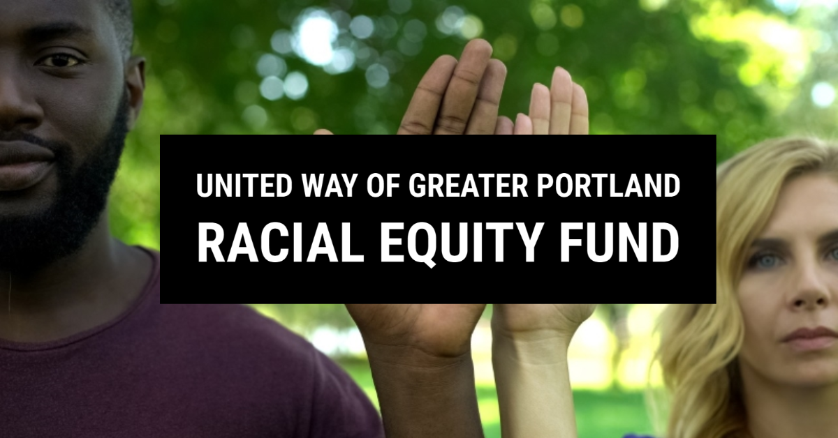 Gorham Savings Bank A Founding Partner Of United Way's Racial Equity Fund